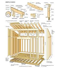 Shed Roof Designs 59 Shed Roof Plans Shed Roof Urbanranchers Blog Swawouorg