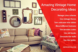 amazing vintage home decorating ideas
