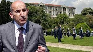 Boğaziçi Üniversitesi Rektörü Melih Bulu'nun 194 gün sonra görevden  alınması sosyal medyada gündem oldu - Haberler
