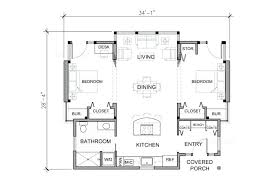 shed house floor plans pole