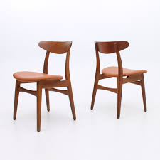 carl hansen chairs. Set Of 4 CH 30 Dinner Chairs By Hans Wegner For Carl Hansen, 1950s Hansen