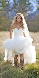 best 25 country style wedding dresses ideas