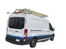 Drop Down Ladder Racks Ladder Racks For Vans Ladder Rack Van Shelving