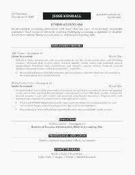 Accounting Resumes New Resume Skills And Abilities O Resume Resume Objective Accountant