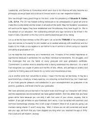 my graduation speech for post graduate  2