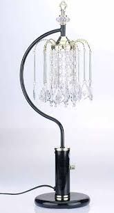 chandelier table lamp crystal style acme furniture lamps and lighting agreeable delightful chandalier black uk