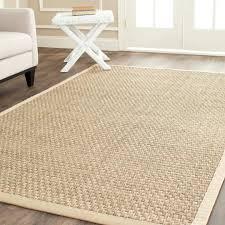natural fiber area rugs fresh natural fiber seagrass natural beige carpet area rug 2 6