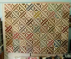 156 best Jacob's Ladder /Buckeye Beauty-QUILTS images on Pinterest ... & Scrappy Jacob's Ladder quilt. Adamdwight.com