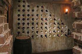 wine cork holder wine cellar rustic with wall sconce faux finish wine bottle holders