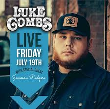 Luke Combs Seating Chart Tickets Luke Combs With Special Guest Jameson Rodgers