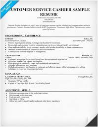 Example Of Skills To Put On A Resume Unique Skills To Put On A Resume For Customer Service Customer Service