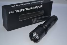 1101 Police Light Flashlight