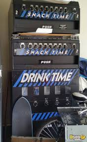 Drink Time Vending Machine Classy Mechanical Combo Vending Machine For Sale In California Cool