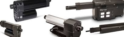 Warner <b>Linear Actuators</b> | Thomson