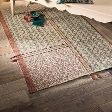 tribal block printed rugs namaste rugs inspirational blockprint tribal rug ii 75x240cm by namaste namaste iapetus