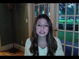 SMU Hunt Leadership Scholarship 2016- Ava Larson - YouTube