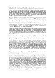 Das verhältnis zum nachbarn deutschland ist in frankreich zum heißen wahlkampfthema geworden. Http Www Via Regia Org Bibliothek Pdf Heft1 Deutschland Pdf