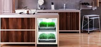 Hydroponic Kitchen Garden Kitchen Herb Garden Residential Urban Cultivator