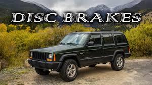Jeep Disk Brake Conversion - YouTube