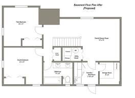 Basement Layout Design Classy Pin By Krystle Rupert On Basement Pinterest Basement Basement