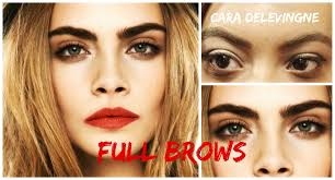 how to get full brows like cara delevingne how to tuesday 1 you