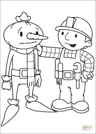 Small Picture Bob Tries To Cheer Up Spud coloring page Free Printable Coloring