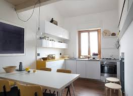 Kitchen Design For Apartments