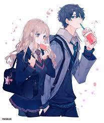 Hình ảnh Anime đôi đẹp nhất dành cho 2 người