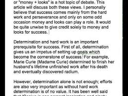 hard work brings success essay importance of hard work essay hard work leads to success