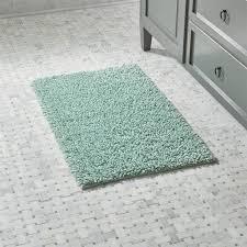 loop seafoam green bath rug crate and barrel seafoam green carpet