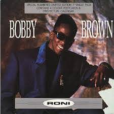 Bobby Brown - Roni - Includes Postcards ...