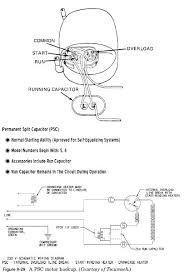 aj compressors hvac troubleshooting aj compressors psc motor aj compressors