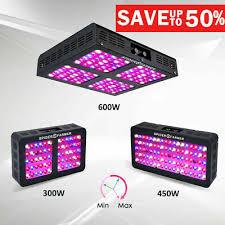 MEIZHI 300W 450W <b>600W</b> 900W 1000W 1200W <b>LED</b> Grow Light ...
