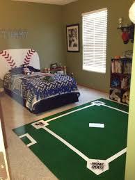 impressive baseball field rug diy for room went to menards