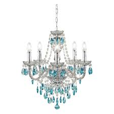 curtain stunning turquoise crystal chandelier 26 ceiling lights teal and ceilings within stunning turquoise crystal chandelier
