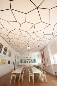 10 Unconventional And Visually-Striking Ceiling Designs