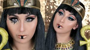 egyptian inspired makeup tutorial beautyybird you