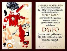 the nobel diplomas diploma
