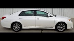 2011 Toyota Avalon Limited Blizzard Pearl T766410 - YouTube