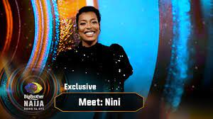 Meet Nini – BBNaija