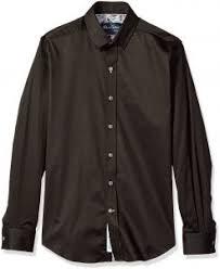 Robert Graham Shirt Size Chart Robert Graham Mens Caruso Long Sleeve Slim Fit Shirt Black 3xlarge