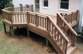 deck railing designs deck and railing ideas wood deck railing designs diy