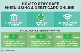 On Line Cards How To Pay Online With Debit Or Credit Cards Safely