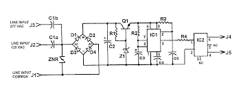patent us7449840 ignitor turn off switch for hid ballasts patent drawing