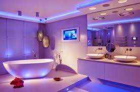 Modern Bathroom Vanity Lighting Interesting Led Bathroom Vanity Lights N Hanakyou Info With Regard To Designs 48