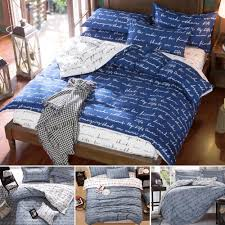 love letter cotton bedding set comforter bedding set duvet cover bed sheet pillow quilt cover single double queen size quilted comforters and bedding sets