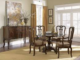 outstanding dining room decoration with round gl top dining table sets good picture of dining