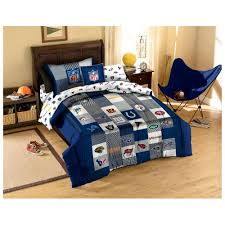 Nfl Bedroom Furniture Pic Boys Nfl Football Bedrom Nfl Kickoff Bedding Comforter