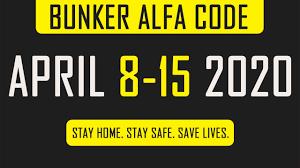 LDOE: Bunker Alfa Code April 8 - 15 2020 Last Day On Earth Survival -  YouTube