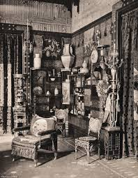 predictable history unpredictable past gilded new york book taste corner of ese gallery in vanderbilt mansion in 1883